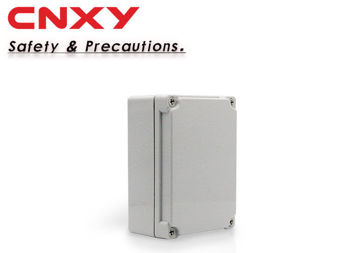 IP67 Outdoor Weatherproof Electrical Enclosures 175*125*75 Mm CE Standard